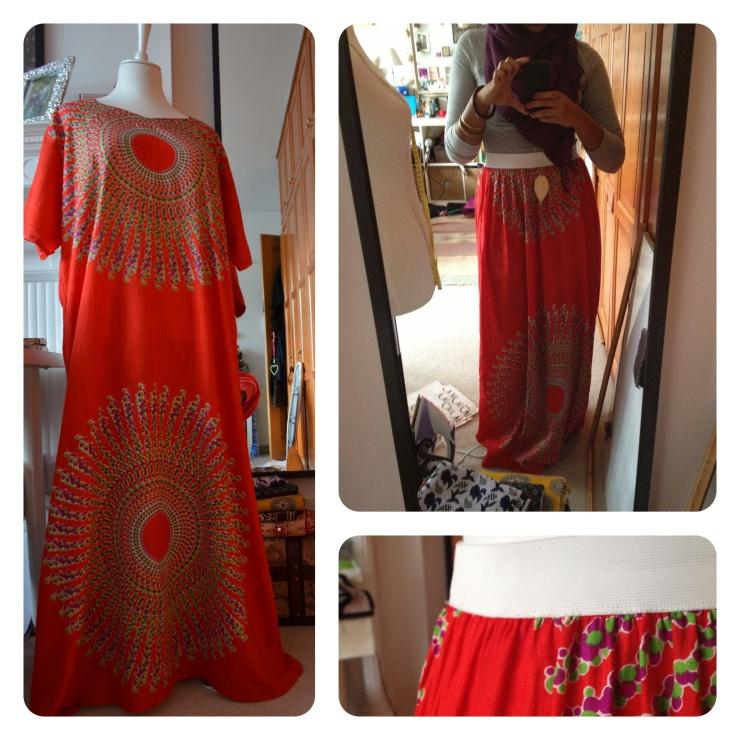 kaftan-to-maxi-skirt-upcycle
