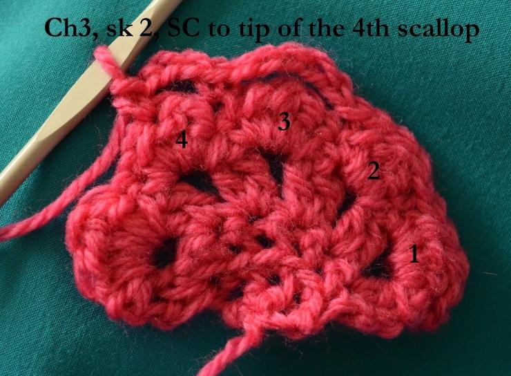 free-crochet-headband-step2